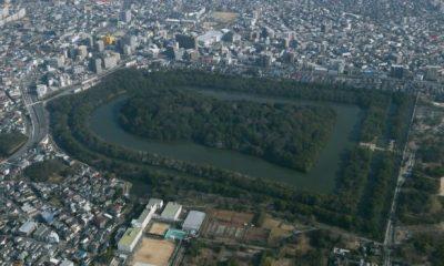 জাপানের প্রাচীন সমাধি