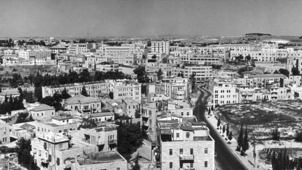 ১৯৬৫ সালে জেরুজালেম শহর
