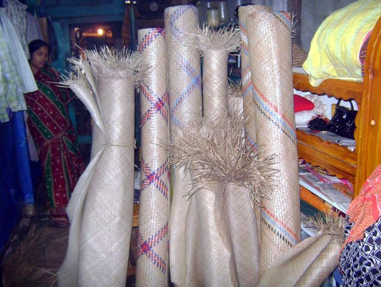 করোনায় কষ্টে কাটছে পাটিশিল্পীদের জীবন