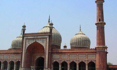 আলোকিত স্থাপনা: জামা মসজিদ
