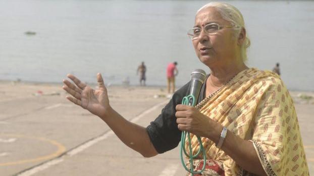মেধা পাটকর