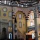 নজরকাড়া কুরআনিক ক্যালিগ্রাফিতে সাজানো প্রাচীন উলু কেমি মসজিদ