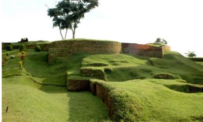 পুণ্ড্রনগরই এখন বগুড়ার ঐতিহাসিক মহাস্থানগড়