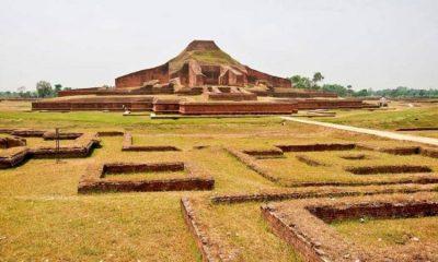 পাহাড়পুর বৌদ্ধ বিহার, রাজশাহী