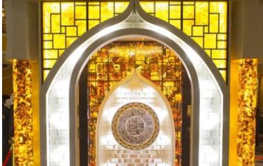 বিশ্বের প্রথম বিলাসবহুল মোবাইল মসজিদ