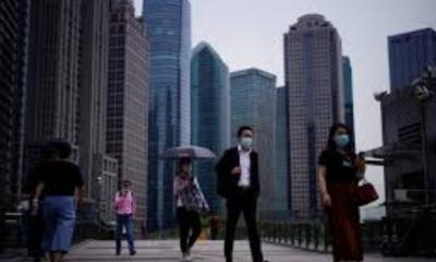 অর্থনৈতিক পুনরুদ্ধারের দৌড়ে জয়ী একমাত্র চীন