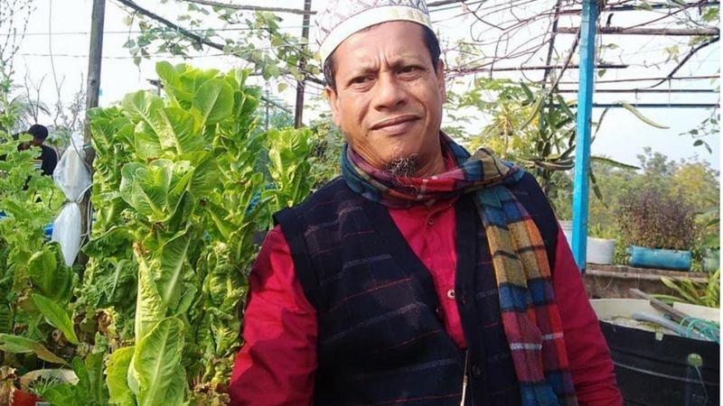 অধ্যাপক এম এ সালাম প্রথম অ্যাকোয়াপনিকসের চর্চা শুরু করেন বাংলাদেশে