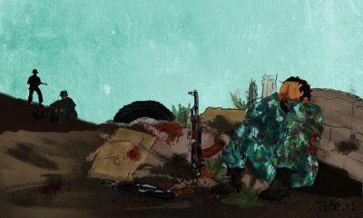 আর্মেনিয়া-আজারবাইজান: 'লড়ো নয়তো জেল'- এই হুমকি দিয়ে সিরিয়ানদের যুদ্ধ করতে আজারবাইজানে পাঠানো হচ্ছে