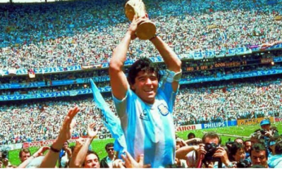 শোকের সাগরে ভাসছে পুরো ফুটবল বিশ্ব