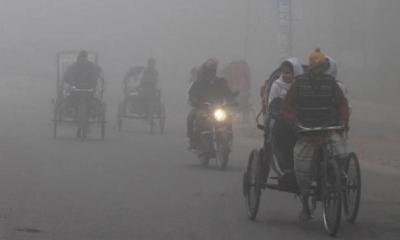 ৬ অঞ্চলে শৈত্যপ্রবাহ শুরু, সর্বনিম্ন তাপমাত্রা বদলগাছীতে