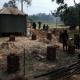 ঘোড়াঘাটে সরকারি জমিতে দোকান-ঘর নির্মাণের অভিযোগ