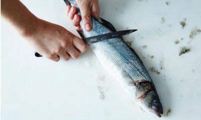 শীতে মাছ ধোয়ার সহজ পদ্ধতি