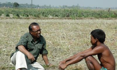 বাংলাদেশে কৃষিবাজেট, কৃষিবীমার পক্ষে শাইখ সিরাজ