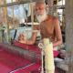 শ্রমিক সংকটে মণিরামপুরের তাঁত শিল্প বিলুপ্তির পথে