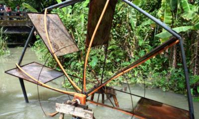 বিদ্যুৎ-জ্বালানি ছাড়াই চলবে কৃষক উদ্ভাবিত সেচযন্ত্র, খরচও লাগবে কম